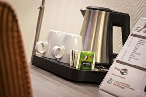 Koffiefaciliteiten - kamer